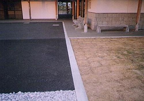 インターロッキング舗装工事-5