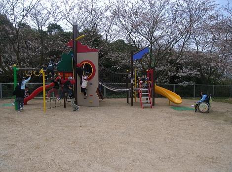 山口市 公園工事