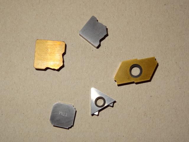 Sonderwendeschneidplatten
