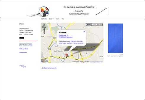 www.dr-stadtfeld.de - Ganzheitliche Zahnmedizin