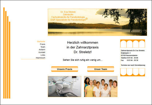 www.dr-streletz.de - Zahnarztpraxis
