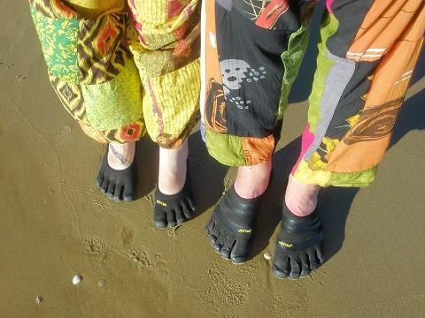 zeigt her eure Füße - zeigt her eure ........
