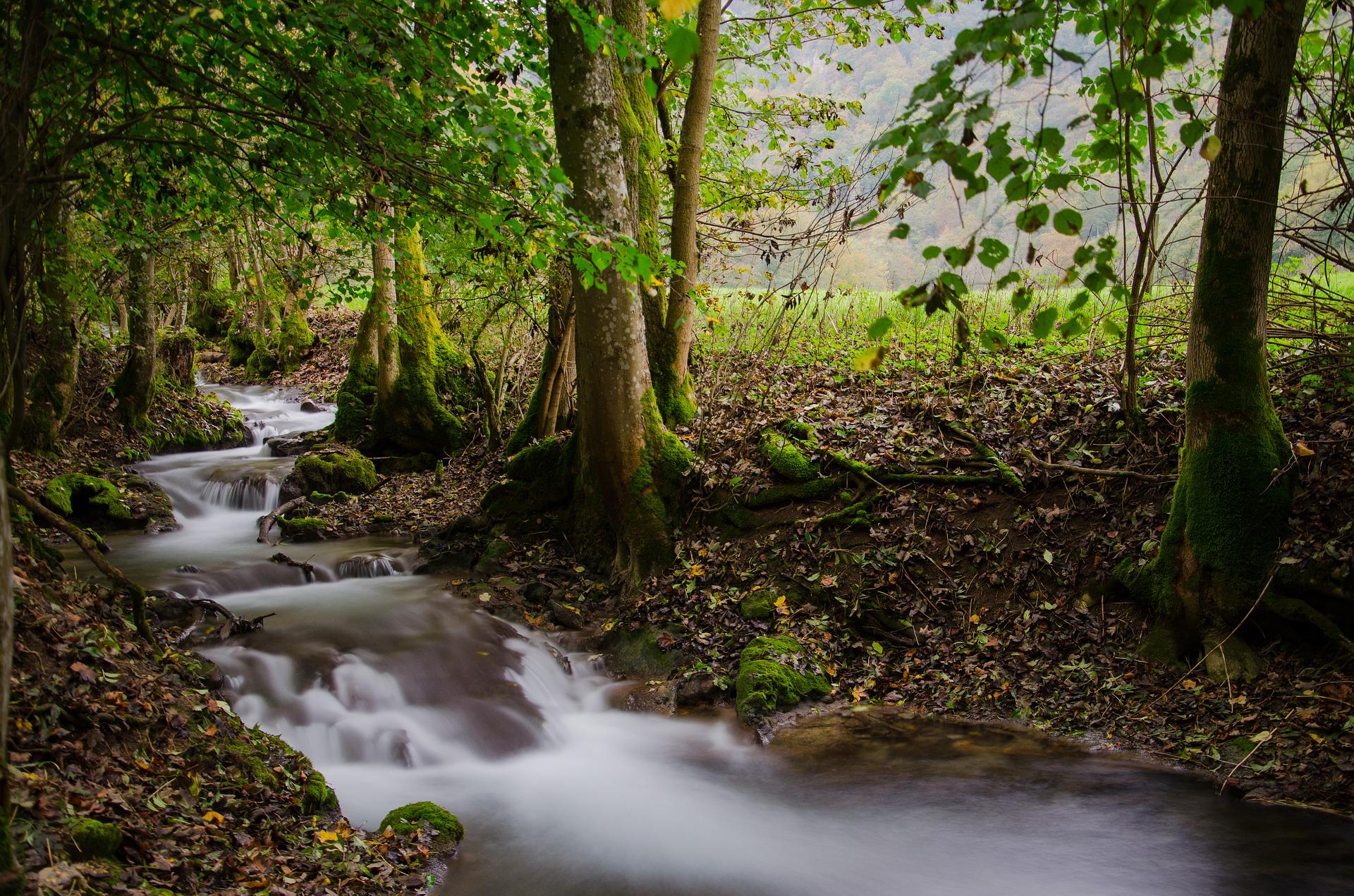 Bad Uracher Wasserfälle