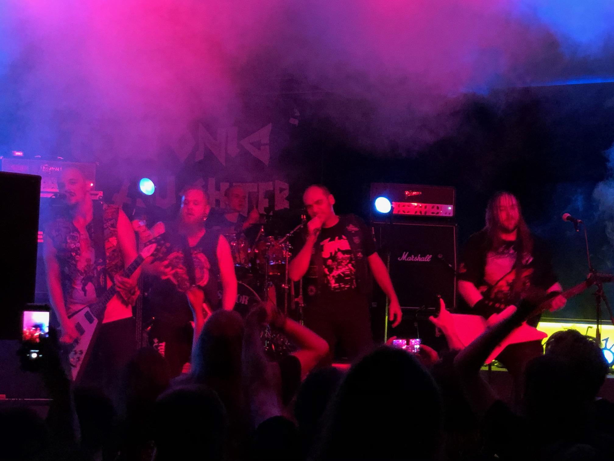 Teutonic Slaughter mit Lemmy