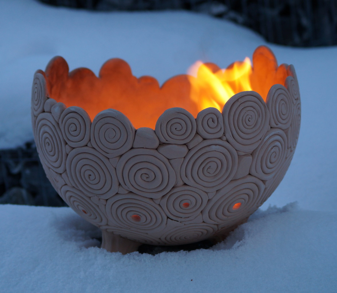 Feuerschale Durchmesser 30cm