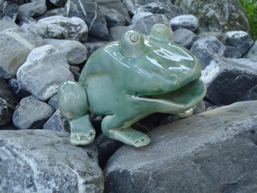 340)Frosch, verkauft
