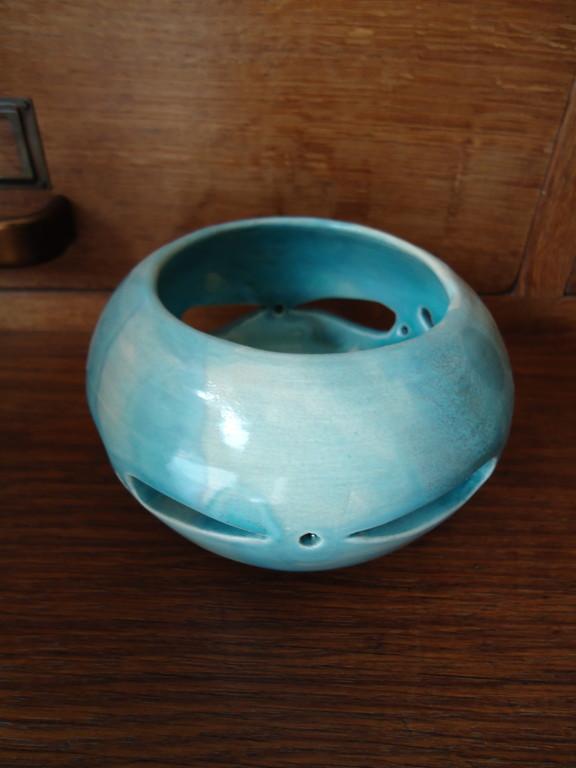 260)Teelichtschale, verkauft