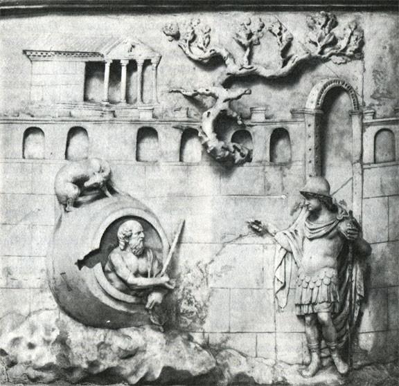 Диоген и Александр Македонский