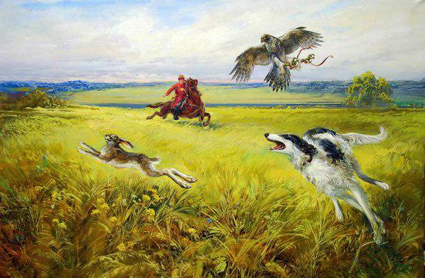 """Денис Никонов """"Охота на зайца"""""""