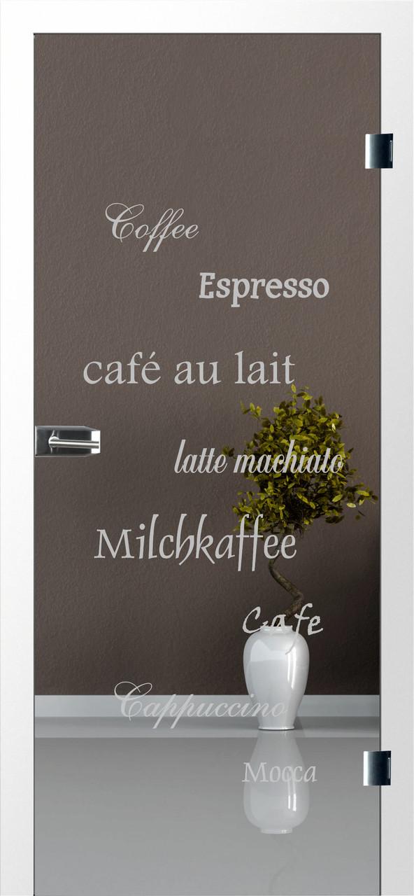 Cafe 2 - Motiv matt