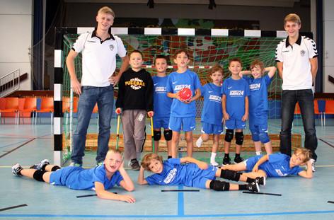 1. Spieltag Minis 7.10.2012 Bürgerhalle Groß-Rohrheim
