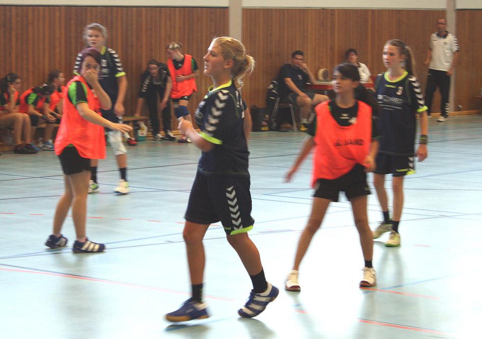 TV Groß-Rohrheim wC -  HSG Fürth/Krumb.    21:11