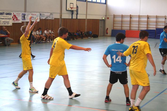 TV Groß-Rohrheim - TGB Darmstadt   25:36