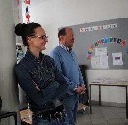 Nette Leiterin der Web-Radio-Gruppe - Fr. Görner #best Leiter(in) ever