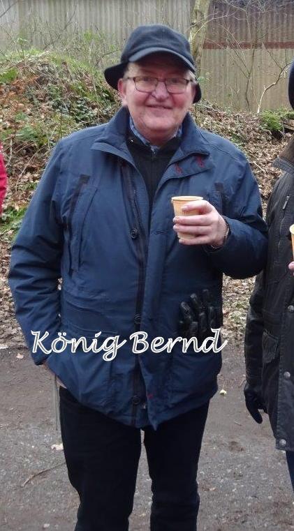 Bernd weiß noch nichts von seinem Glück