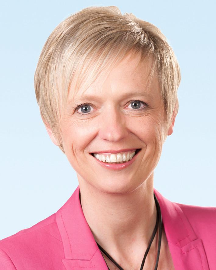 04 Gudrun Donaubauer, Dipl.-Geografin,1. Bürgermeisterin, Hauzenberg
