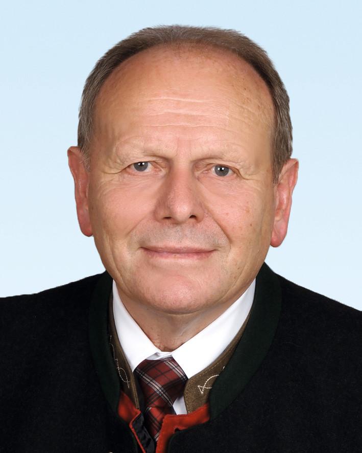 68 Josef Wipplinger, 2. Bürgermeister, Hauzenberg