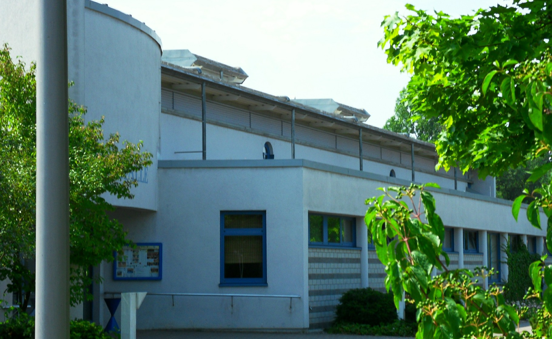 Sporthalle | Rimbach