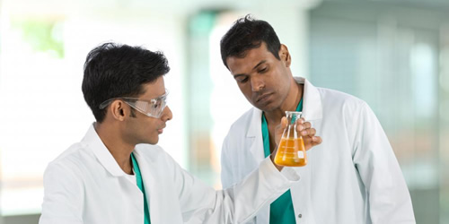 students with synthetic urine