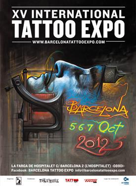 [Social+]IRONTATTOO/  [B]Barcelona Tattoo[/] Expo [B]2012[/] [B]...[/] Apunta en tu agenda los días 5, 6 y 7 de Octubre [B]2012[/], a través de nuestra web [B]...[/] a [B]Barcelona Tattoo[/] Expo ....[/]