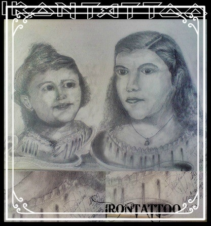 retratos family Iron