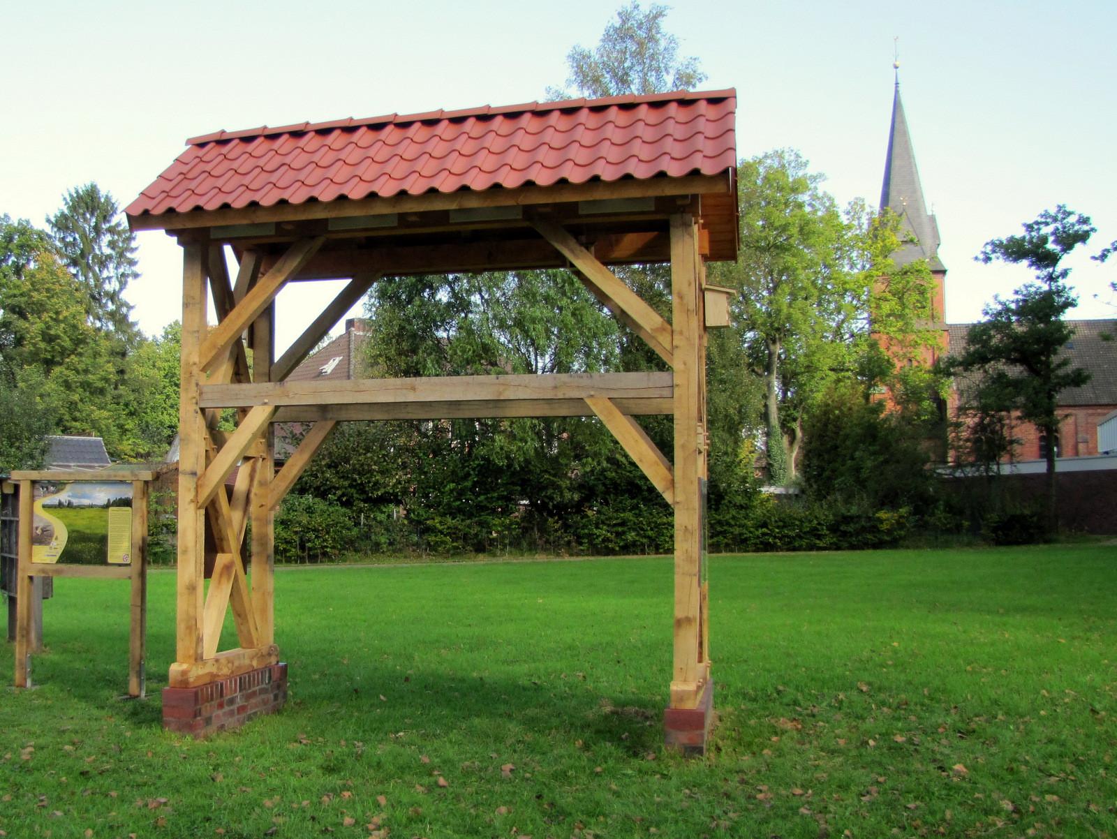 Schwalbenturm in Fintel
