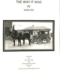 Cover of The Way It Was, IV:  Make Do