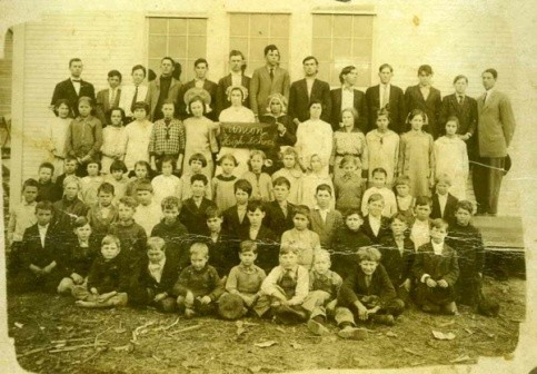 Union School portrait, year unknown