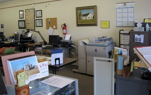 Franklin County Genealogical Society Research Room