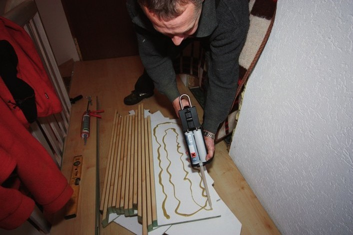 Alte Treppe selber renovieren