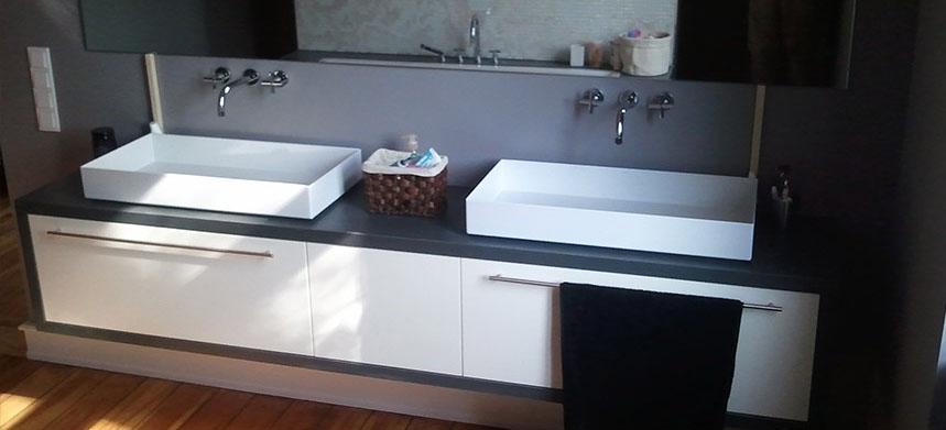Waschtisch In Imi-Beton