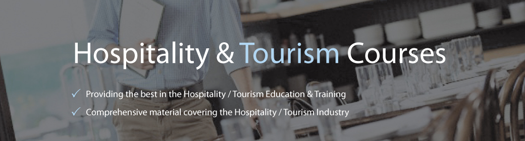 Hospitality and Toursim Courses