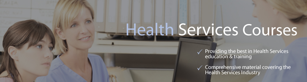 Health Services Courses