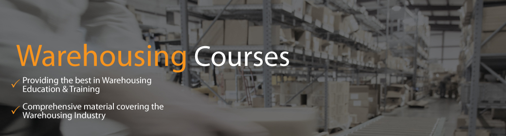 Warehousing and Manufacturing Courses