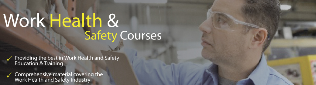 Work Health and Safety Courses