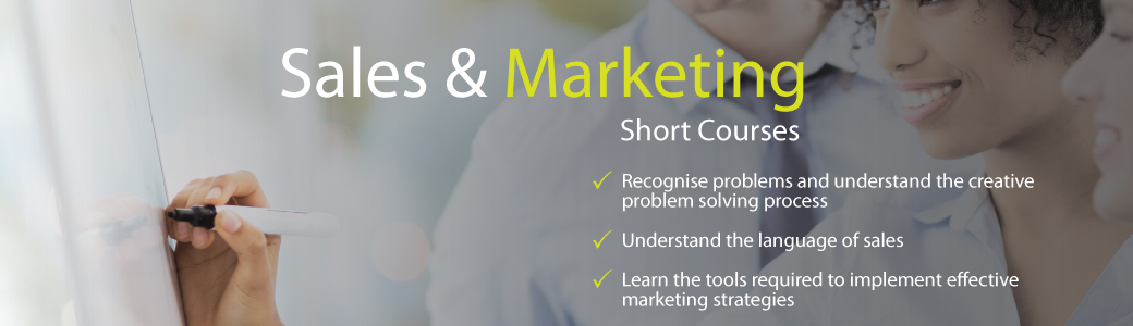 Sales & Marketing Short Courses