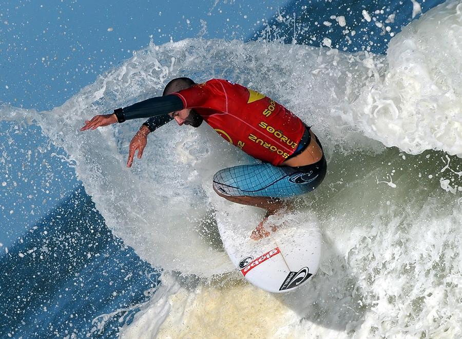 Dion Atckinson Sooruz Lacanau pro 2009