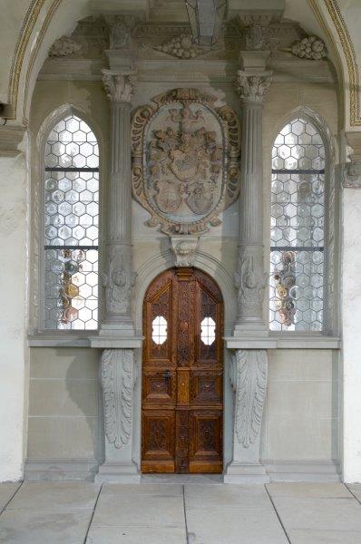 Die Wendelinskapelle