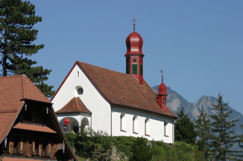 Flüeli-Kapelle