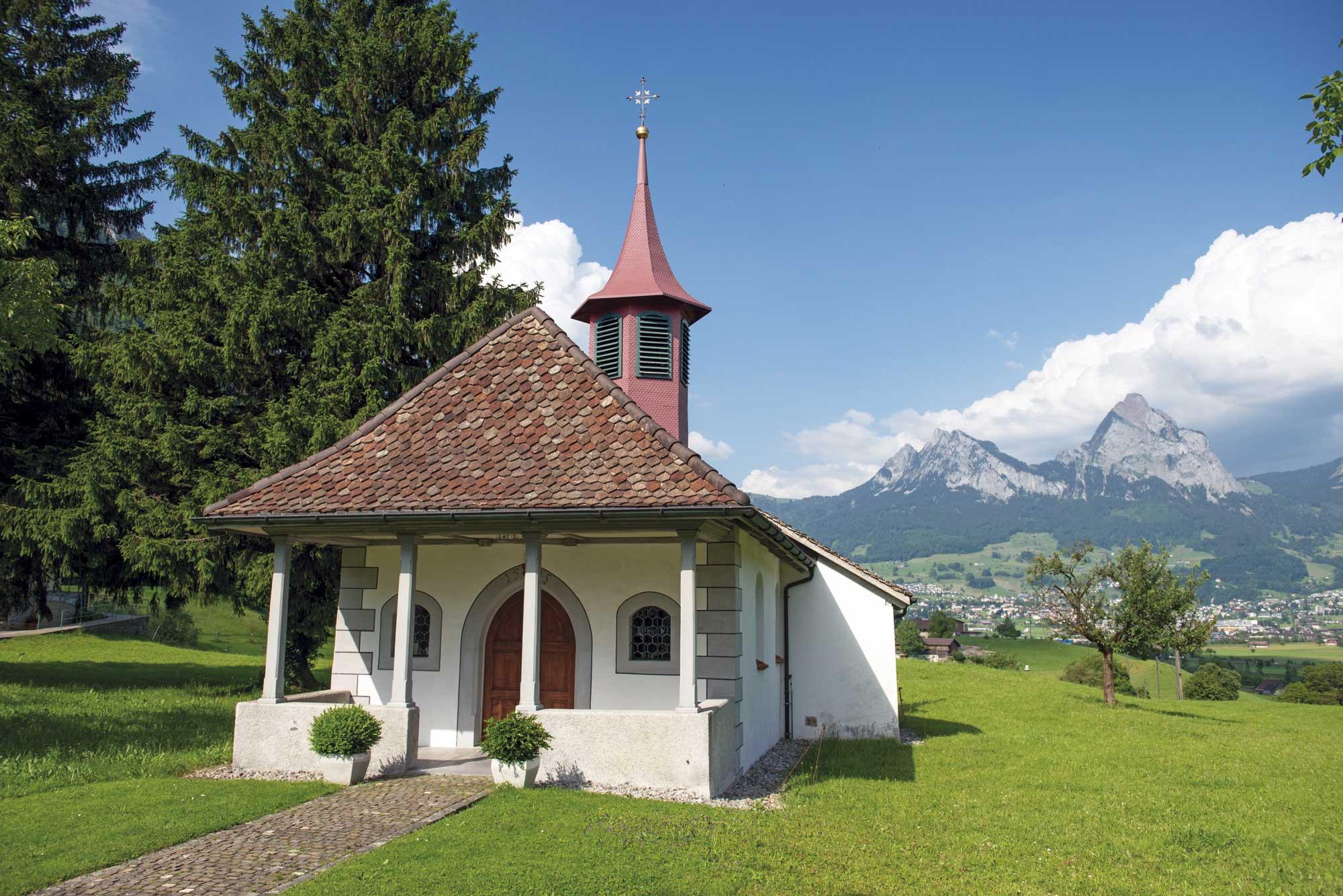 Kapelle St. Laurenz in Wylen