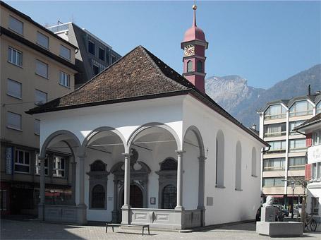 Die Bundeskapelle