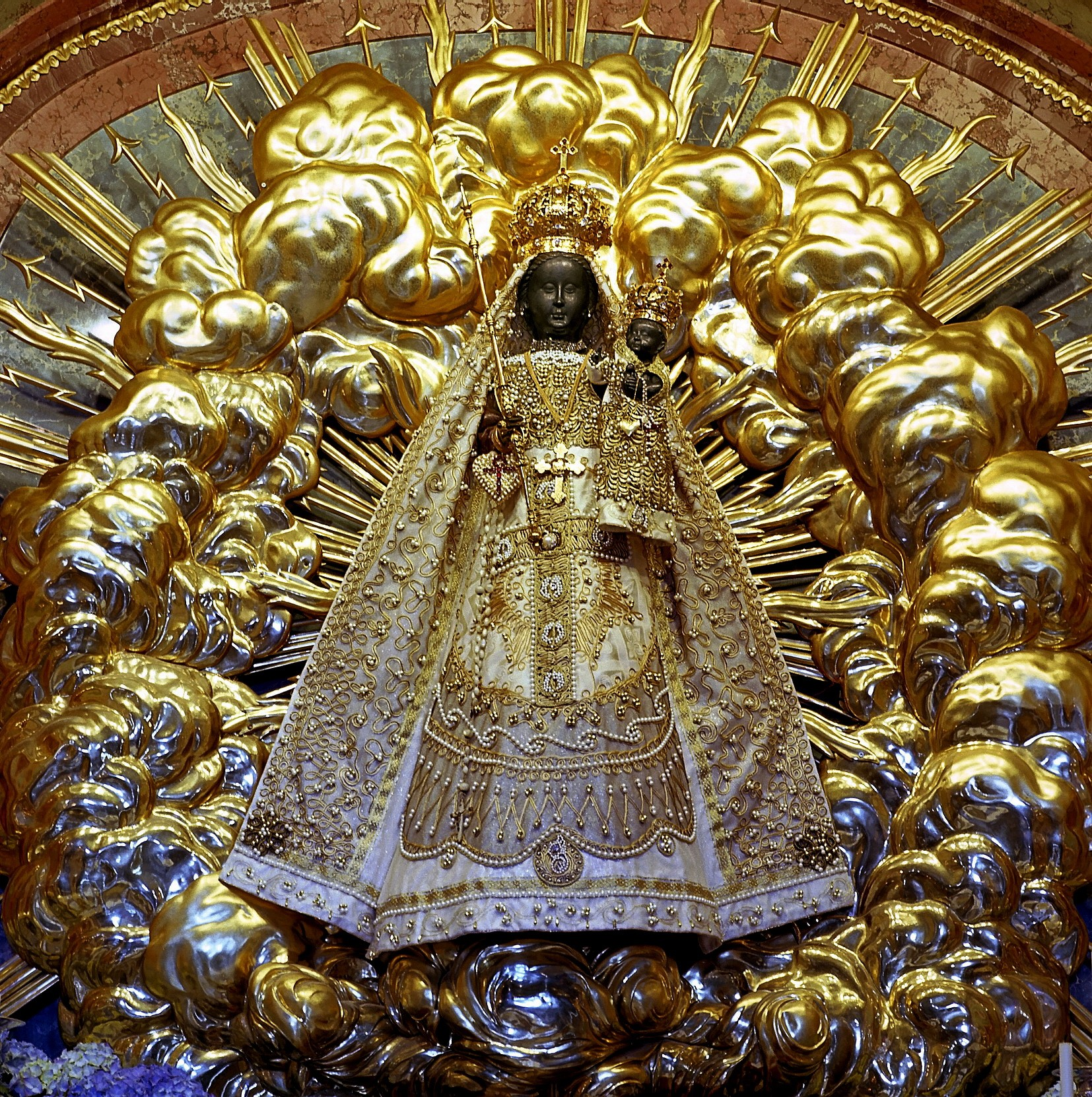 Kapelle Schwarze Madonna