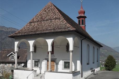 St. Wendelinkapelle in Unterschönenbuch