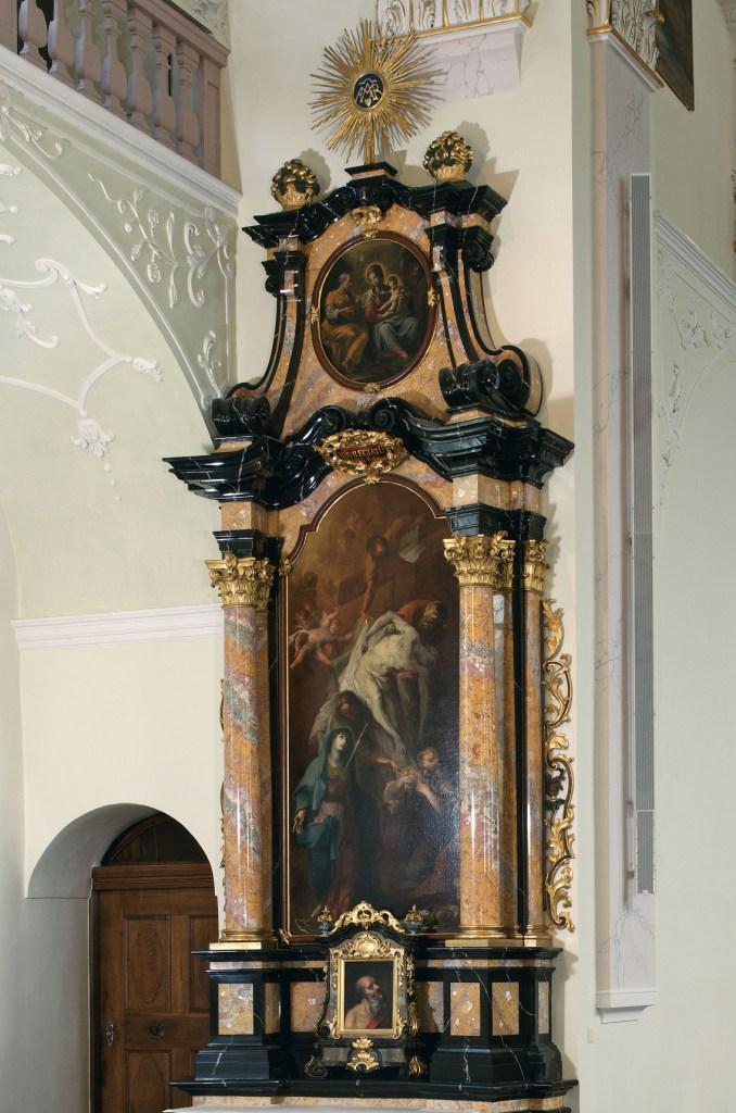 Der Antonius- und Benediktaltar