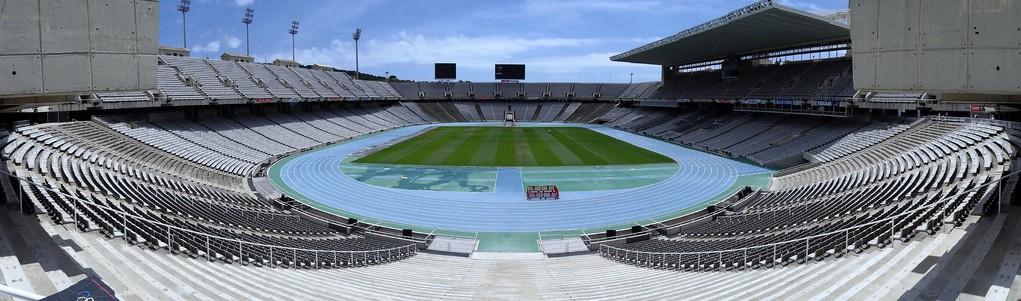 Barcelona 2012 - Olympiastadion by Ralf Mayer