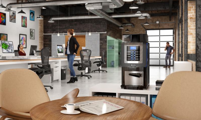 Kaffeevollautomat für Büro Office - Kaffeeservice - ohne Vertrag - fair