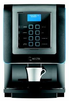 Kaffeevollautomat N&W Koro Prime für Unternehmen, Firmen, Büros, Hotels, Office, Stehcafes, öffentliche Plätze, Schulen etc.