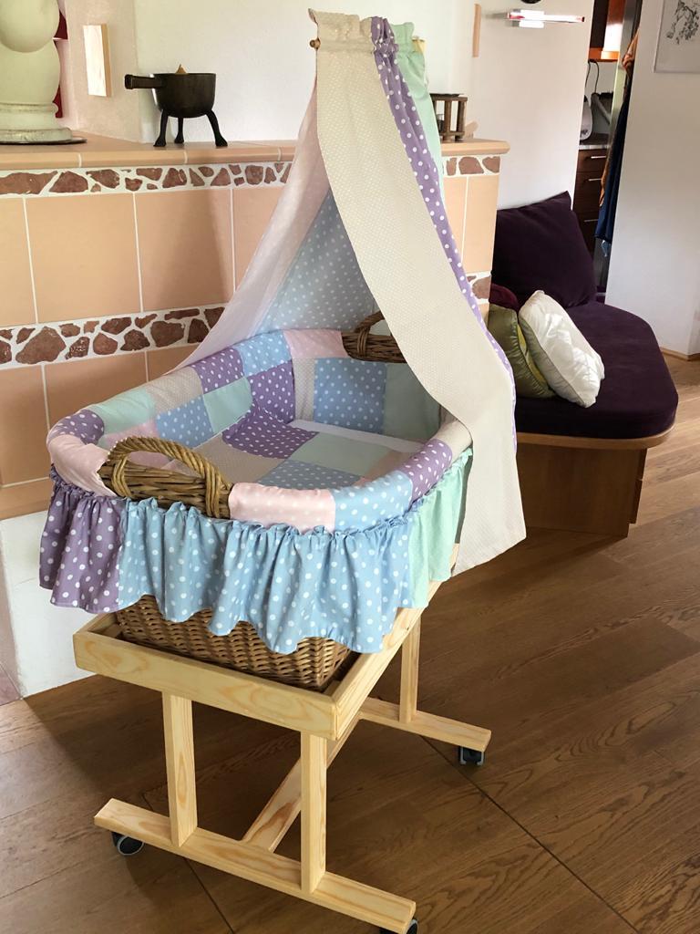 Auftrag von ganz lieben Großeltern in freudiger Erwartung auf ihr erstes Enkelkind