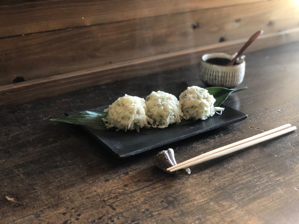 小松菜しゅうまい