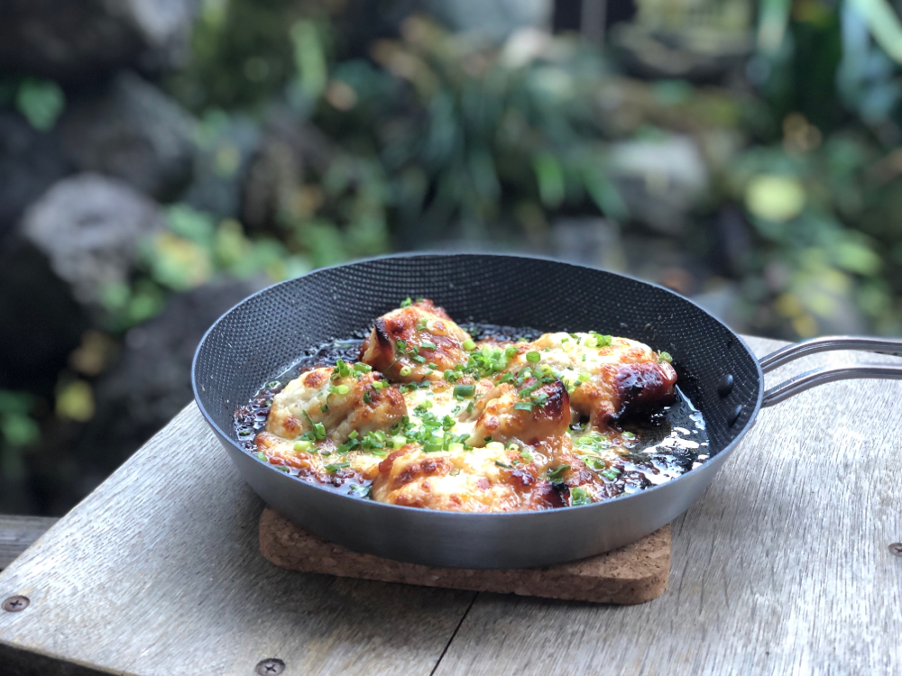 鶏肉のチーズ照り焼き